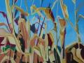 03. Harvest. Oil paint on canvas, 82x72cm, 2012