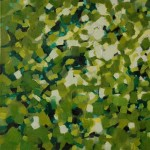 Leaves. Oil paint on canvas, 62,5x90cm, 2012. Courtesy Tashvault Gallery New Hampshire, USA.