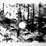 N.t. Monotype, 50x75cm, 2012